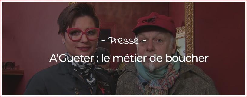 A'Gueter sur France 3