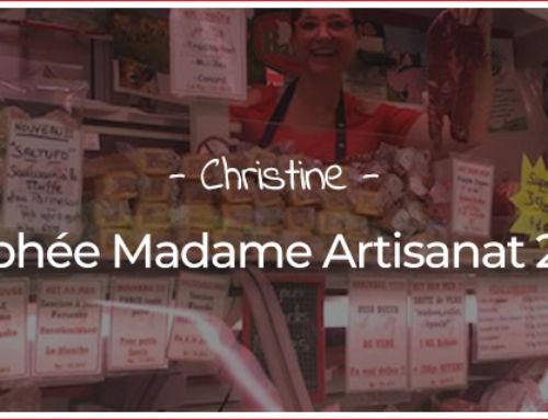 Trophée Madame Artisanat 2013