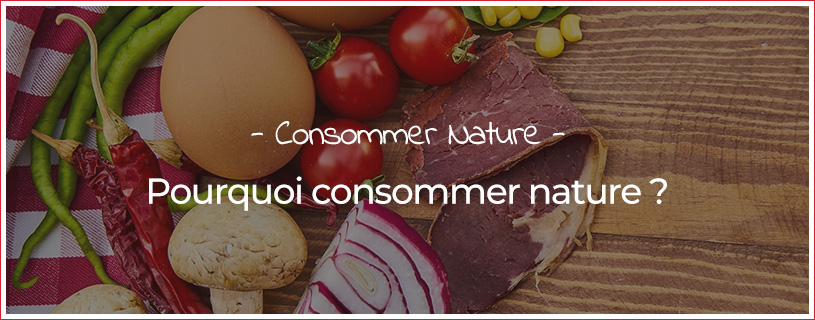 Consommer nature