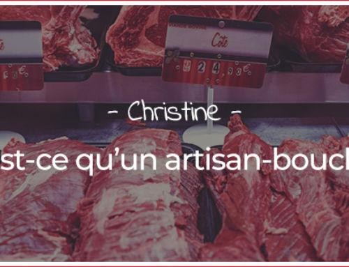 Artisan-boucher : un métier engagé pour la viande artisanale et goûteuse