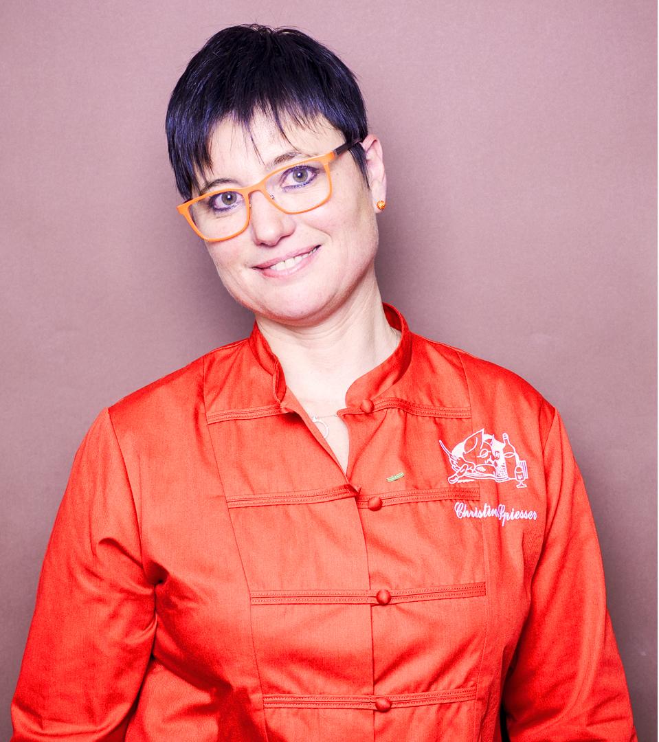 Christine Spiesser, boucher au féminin
