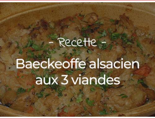 Baeckeoffe alsacien au trois viandes