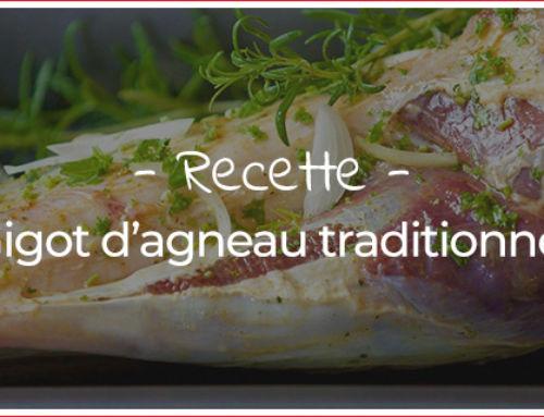 Gigot d'agneau Baronet, recette traditionnelle